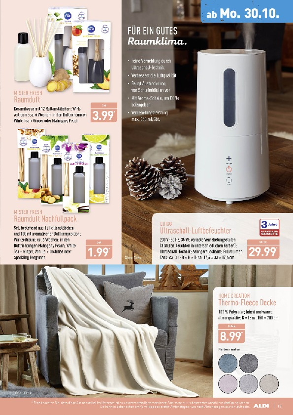 Aldi Nord Brochure With New Offers 13 72