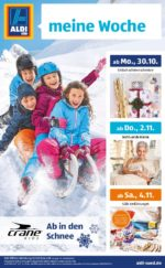 Aldi Süd brochure with new offers (1/88)