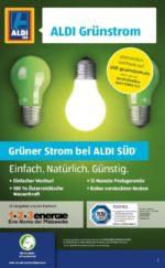 Aldi Süd brochure with new offers (2/88)