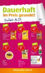 Aldi Süd brochure with new offers (14/88)