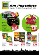 Edeka brochure with new offers (1/28)