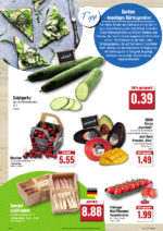 Edeka brochure with new offers (2/8)