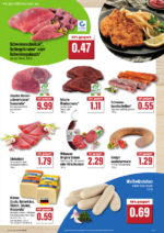 Edeka brochure with new offers (3/8)