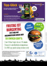 Edeka brochure with new offers (8/28)