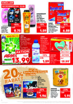 Kaufland brochure with new offers (4/176)