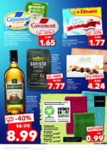 Kaufland brochure with new offers (7/176)