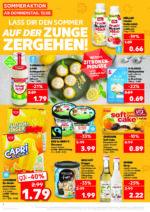 Kaufland brochure with new offers (8/176)