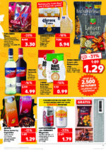Kaufland brochure with new offers (13/176)