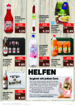 Kaufland brochure with new offers (15/176)