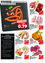 Kaufland brochure with new offers (20/176)