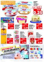 Kaufland brochure with new offers (24/176)