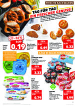 Kaufland brochure with new offers (25/176)