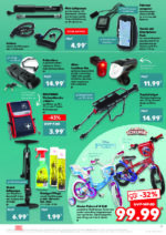 Kaufland brochure with new offers (31/176)