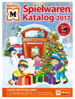 Müller Drogeriemarkt brochure with new offers (21/21)