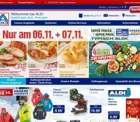 Aldi Nord – Supermarkets & groceries in Germany, Waltershausen