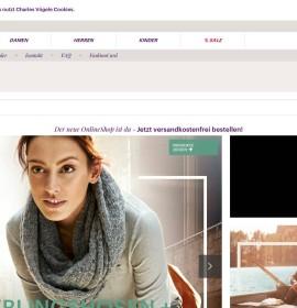 vögele at online shop