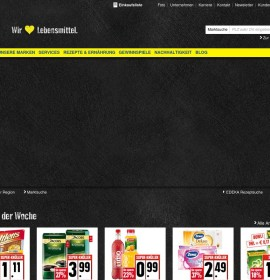Edeka – Supermarkets & groceries in Germany, Nagold