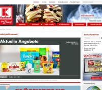Kaufland – Supermarkets & groceries in Germany, Neustadt a. d. Donau