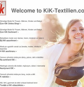KiK – Fashion & clothing stores in Germany, Giengen