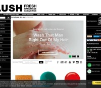 LUSH – Drugstores & perfumeries in Germany, Ulm