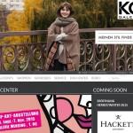 Kö Galerie City Center – shopping center in Düsseldorf, Germany