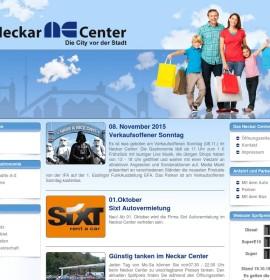 Neckar Center – shopping center in Esslingen, Germany