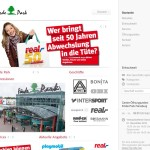 Förde Park – shopping center in Flensburg, Germany