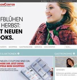 Hessen-Center – shopping center in Frankfurt am Main, Germany