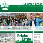 Lausitz Park Cottbus – shopping center in Groß Gaglow, Germany