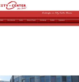 City-Center Hanau – shopping center in Hanau, Germany