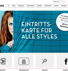 Köln Arcaden – shopping center in Köln, Germany