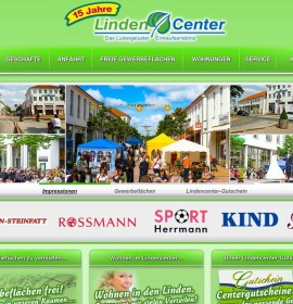 Linden-Center Ludwigslust – shopping center in Ludwigslust, Germany