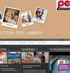 PEP Einkaufs-Center München-Neuperlach – shopping center in München, Germany