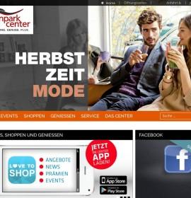 Rheinpark-Center Neuss – shopping center in Neuss, Germany