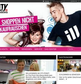 City-Point Nürnberg – shopping center in Nürnberg, Germany