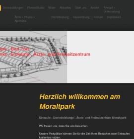 Moraltpark Bad Tölz – shopping center in Potsdam, Germany