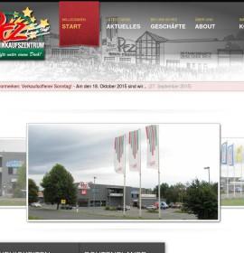 PEZ Pressath – shopping center in Pressath, Germany