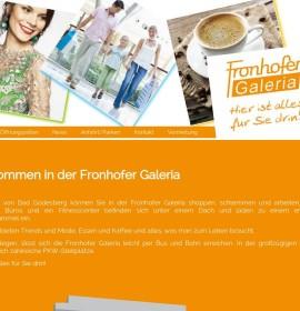 Fronhofer Galeria – shopping center in Bonn, Germany