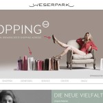 Weserpark – shopping center in Bremen, Germany