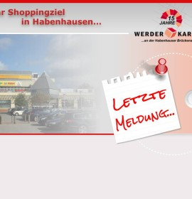 Werder Karree – shopping center in Bremen, Germany