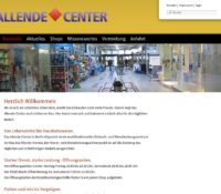 Allende-Center – shopping center in Berlin, Germany